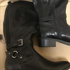 Textile Upper Shoes - Boots for women